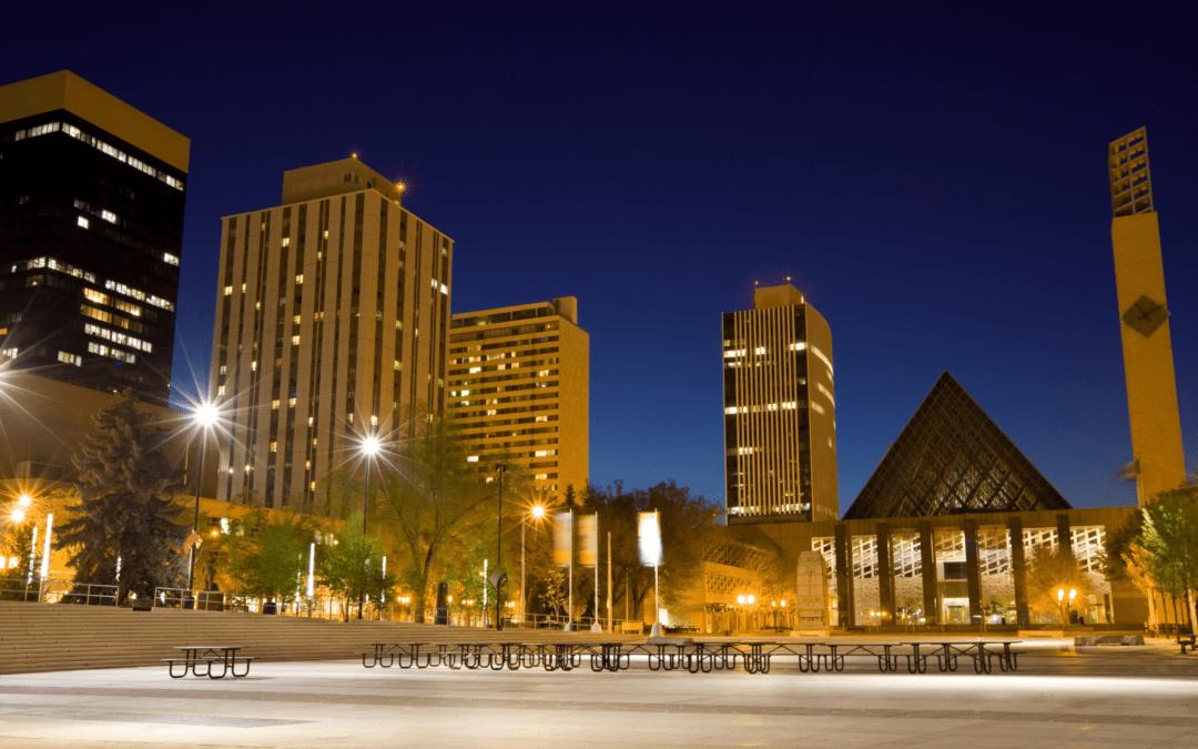 Vital Topic — COVID-19 in Edmonton