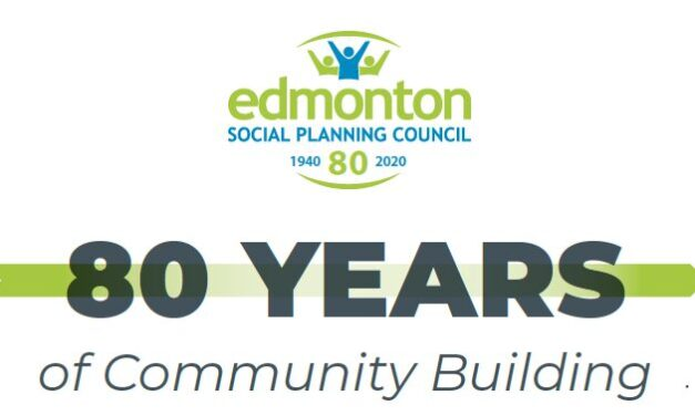 80 Years of Community Building — The History of the Edmonton Social Planning Council